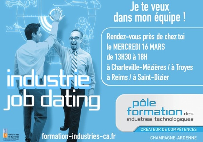 Job dating Reims