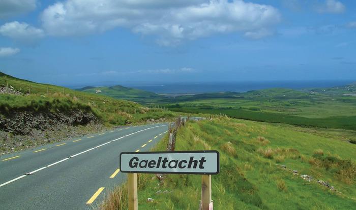 Journées du patrimoine 2018 - Initiation à la langue et la culture irlandaises