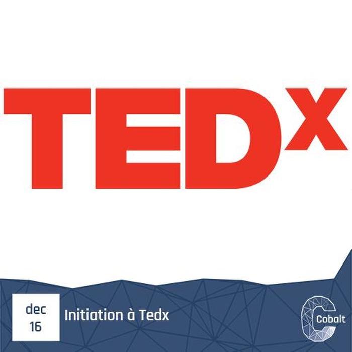 Initiation à Tedx