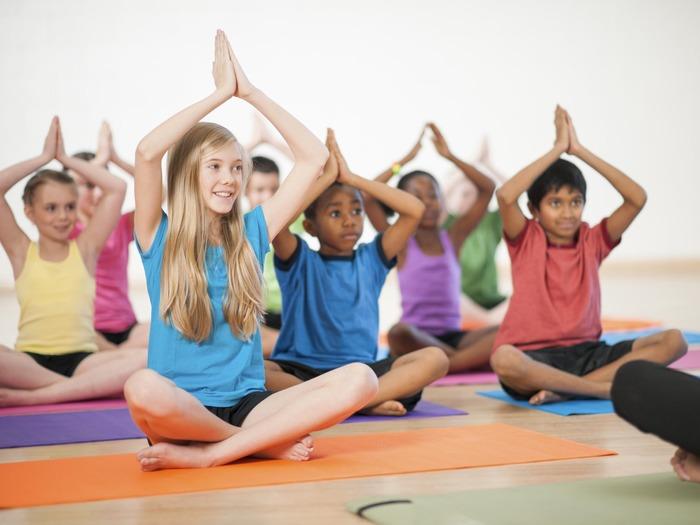 Initiation au yoga pour les enfants