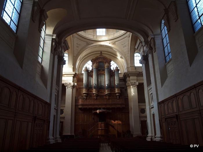 Journées du patrimoine 2018 - Initiation aux chants de la Réforme