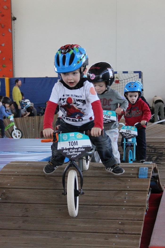 Journées du patrimoine 2018 - Initiation draisienne par Kids Rider Bike