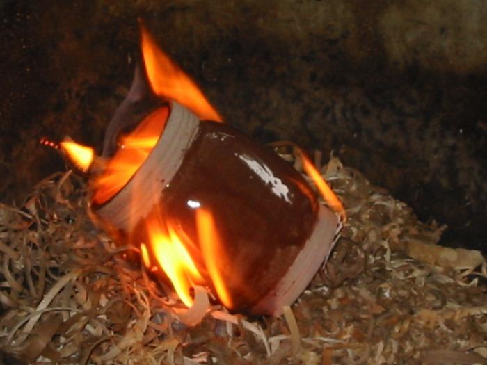 Journées du patrimoine 2018 - Initiations et démonstrations à la cuisson Raku