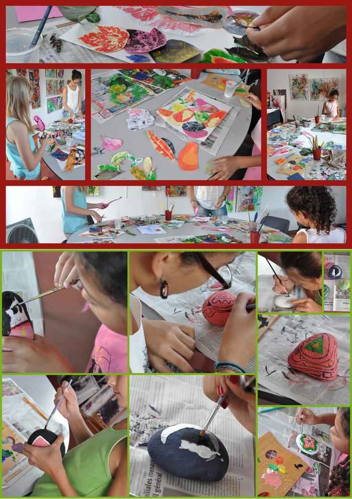 Journées du patrimoine 2017 - Initiez vos enfants à l'art écologique !