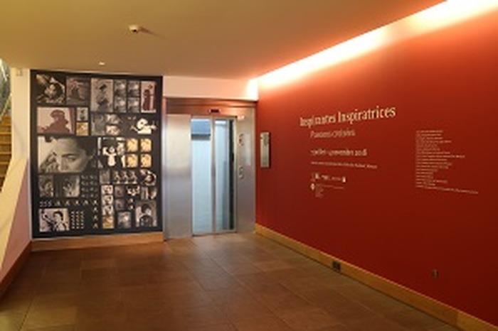 Journées du patrimoine 2018 - Inspirantes inspiratrices en visite guidée