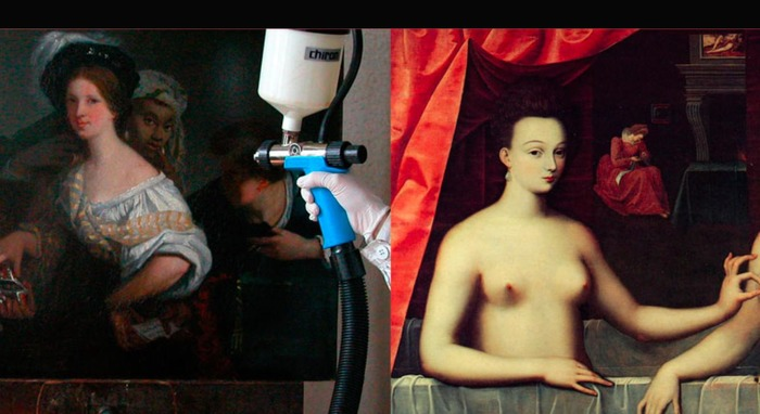 Journées du patrimoine 2018 - Institut d'Art Conservation et Couleurs