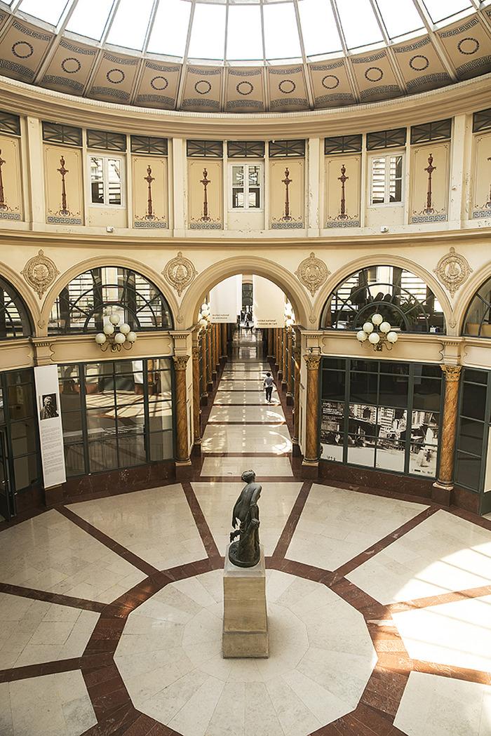 Crédits image : Vue de la Galerie Colbert. Copyright INHA, Photo MArc Riou