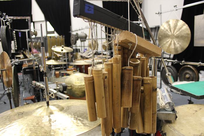 Journées du patrimoine 2018 - Instrumentarium des Percussions de Strasbourg