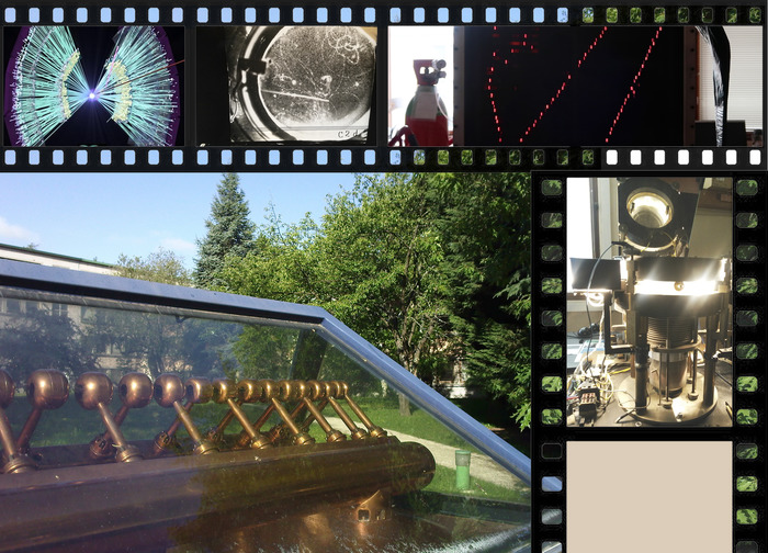 Journées du patrimoine 2018 - Exposition sur les instruments, découverte, production et détection de particules