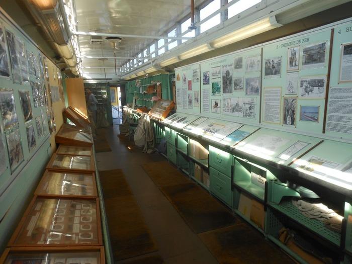 Crédits image : musée postal des anciens ambulants