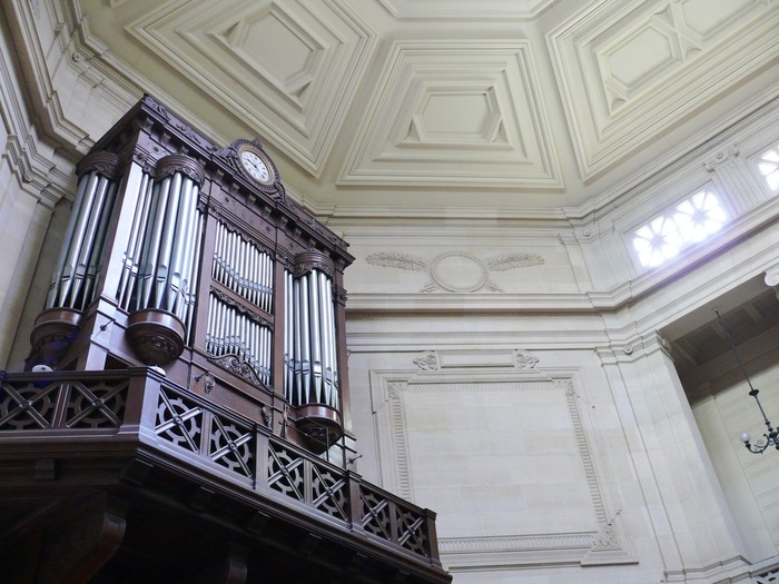Journées du patrimoine 2017 - Intermèdes musicaux à l'orgue