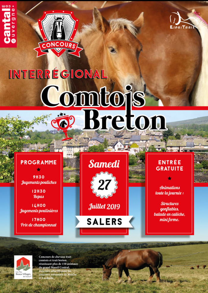 Interrégional Comtois et Breton