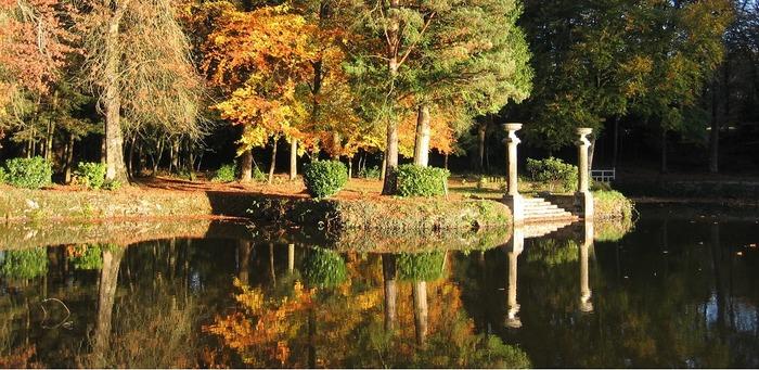 Journées du patrimoine 2018 - Invitation à la promenade au Bois Cornillé.