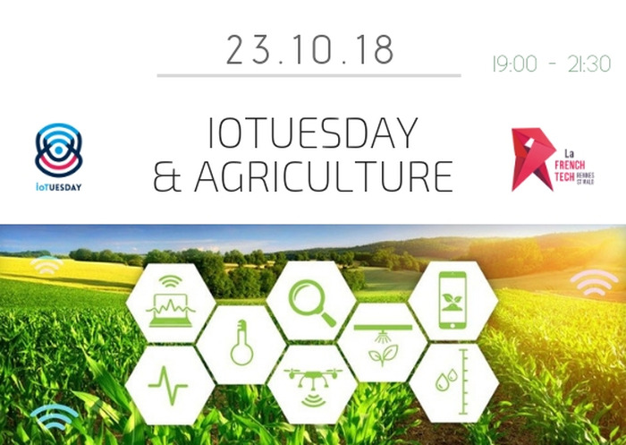 openagenda.com - IoTuesday & Agriculture