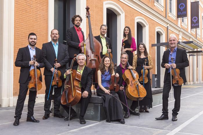 [Itinérances - Montgiscard] Concert à la criée / Orchestre de Chambre de Toulouse