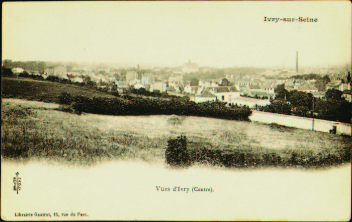 Crédits image : Arch. mun. Ivry-sur-Seine.
