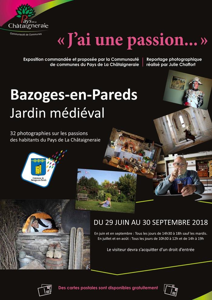 Journées du patrimoine 2018 - J'ai une passion au Pays de La Châtaigneraie