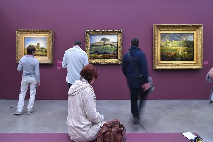J.F.Millet, Rétrospective