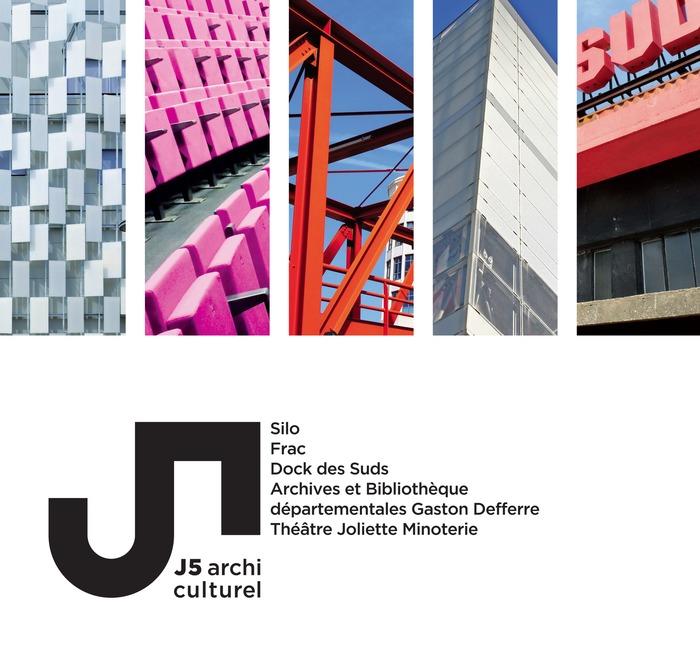 Journées du patrimoine 2018 - J5 : parcours architectural et culturel dans le quartier Joliette-Arenc I