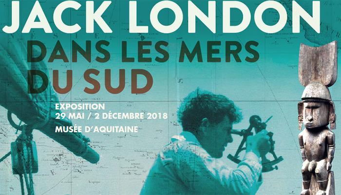 Jack London dans les mers du Sud