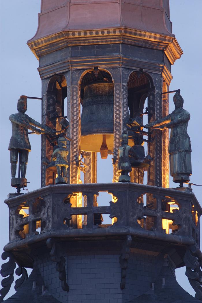 Journées du patrimoine 2017 - Jacquemart, symbole de la franchise municipale