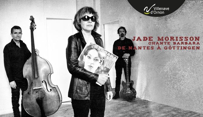 Jade Morisson  « De Nantes à Göttingen »