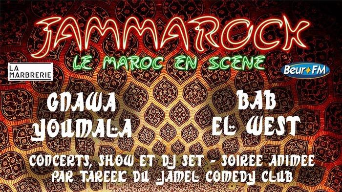 Jammarock – Le Maroc En Scène