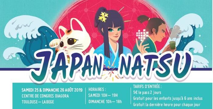 JAPAN NATSU & MOONLIGHT MARKET