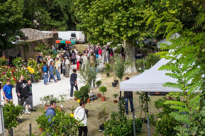 Journées du patrimoine 2018 - Jardin d'automne
