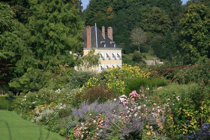 Crédits image : Jardin du Plessis Sasnières