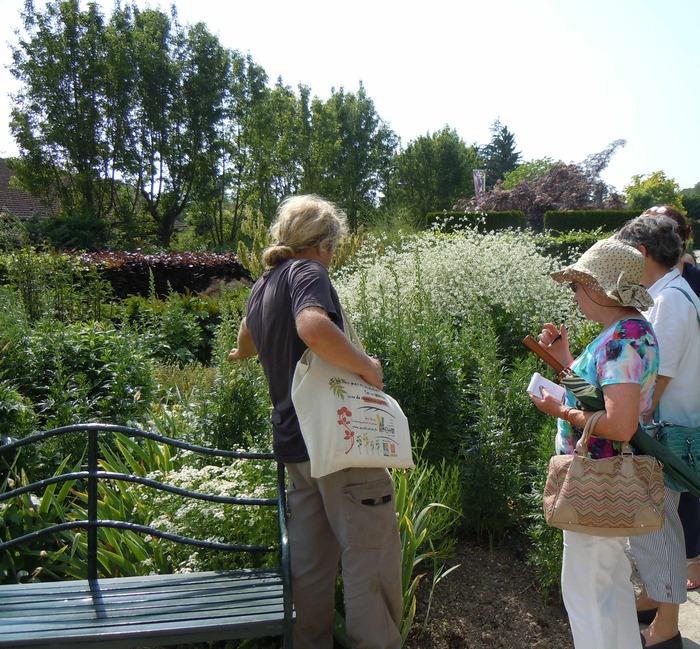 Journées du patrimoine 2018 - Visite guidée du jardin du musée des impressionnismes