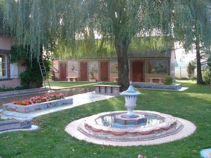 Journées du patrimoine 2017 - Visite libre des jardins de la Feuilleraie