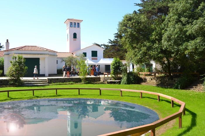 Journées du patrimoine 2019 - Jardins de la Villa grosse Terre