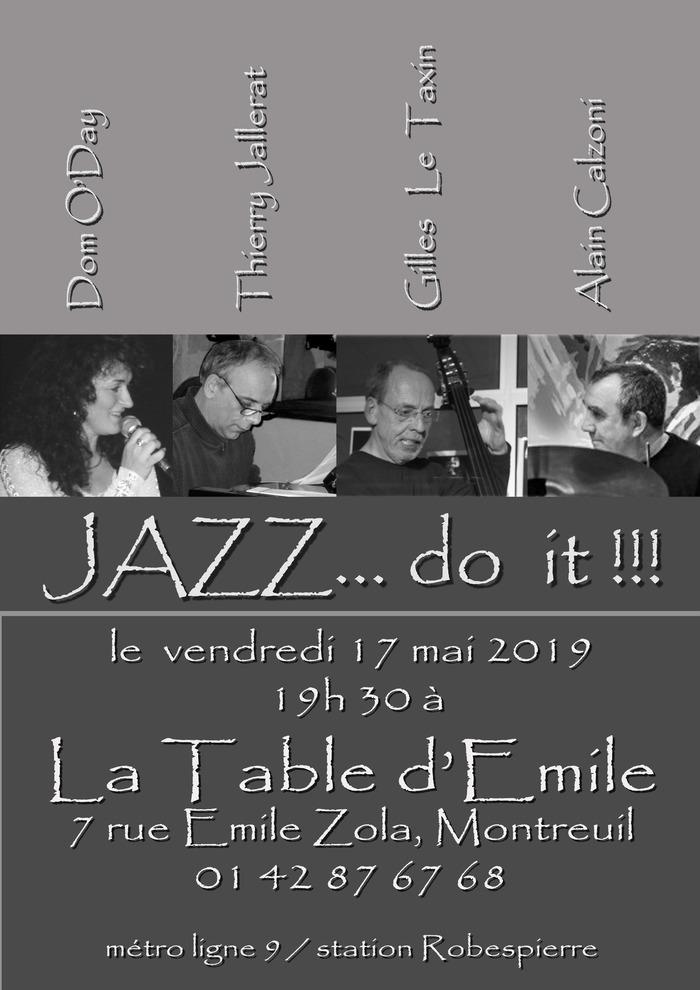 Jazz...do it !!!