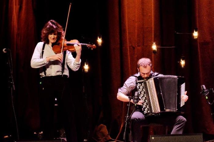 Jazz Manouche - Fiona Monbet et Pierre Cussac