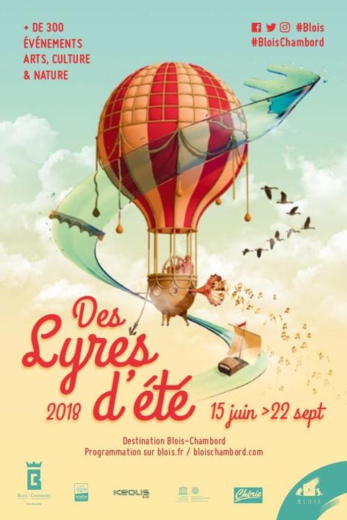 Je cartographie Blois - Samedi 21 juillet
