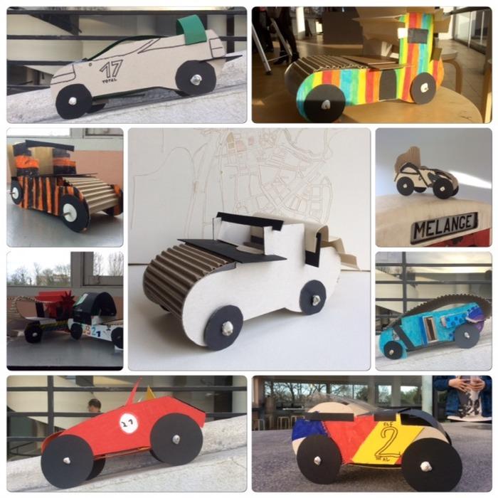 Journées du patrimoine 2018 - Je construis ma voiture avec Le Corbusier
