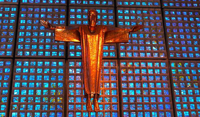 Je crois à la communion des Saints, à la résurrection de la chair et à la vie éternelle