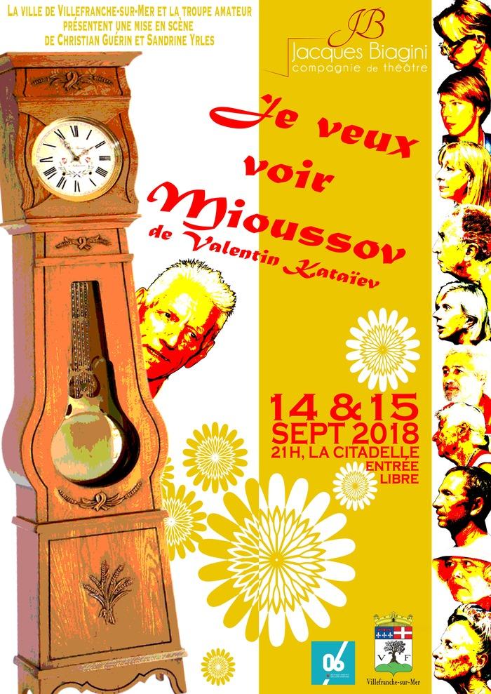 Journées du patrimoine 2018 - « Je veux voir Mioussov » de Valentin Kataïev