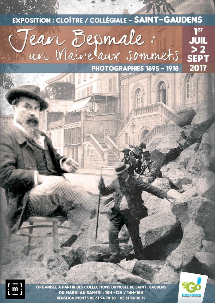 Journées du patrimoine 2017 - Jean Bepmale, un maire aux sommets