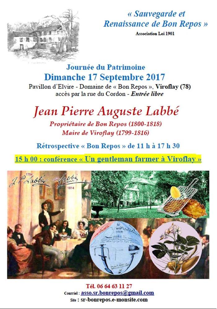 Journées du patrimoine 2017 - Exposition retrospective sur