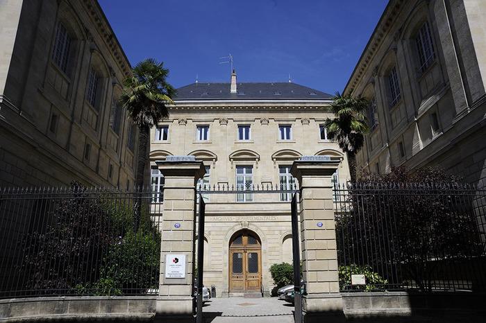 Crédits image : Archives départementales de la Gironde