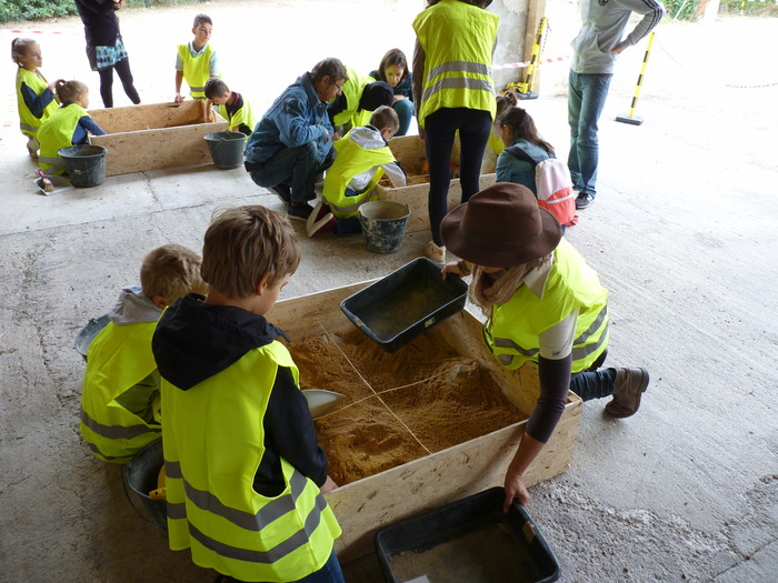 Journées du patrimoine 2017 - Site archéologique Lattara - Musée Henri Prades