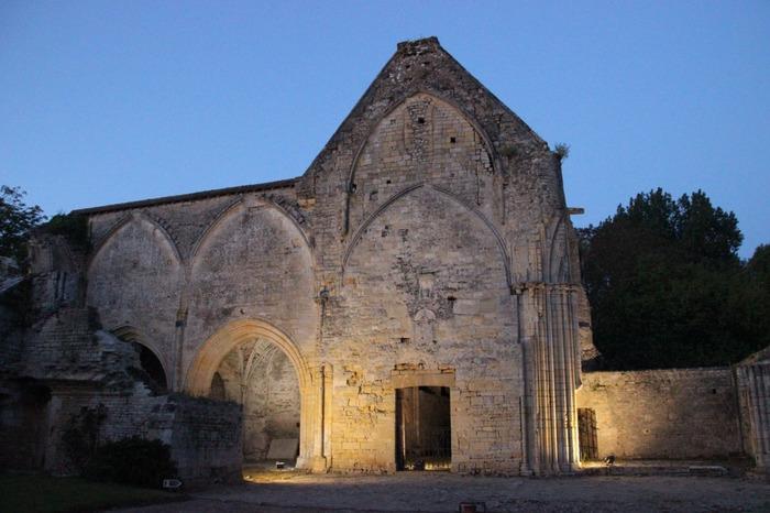 Journées du patrimoine 2018 - Visite libre de l'abbaye Sainte-Marie