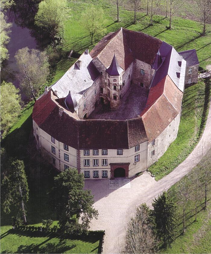 Journées du patrimoine 2018 - Découverte du château Saint-Sixte