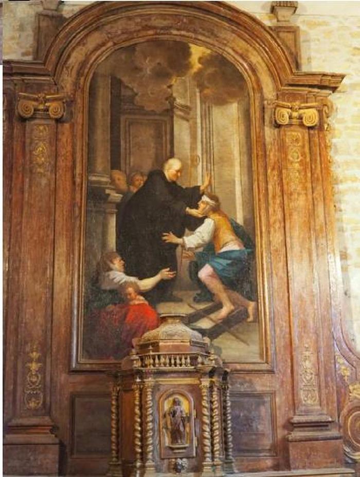 Journées du patrimoine 2018 - Visite libre de l'église St Sulpice de Caumont sur Orne