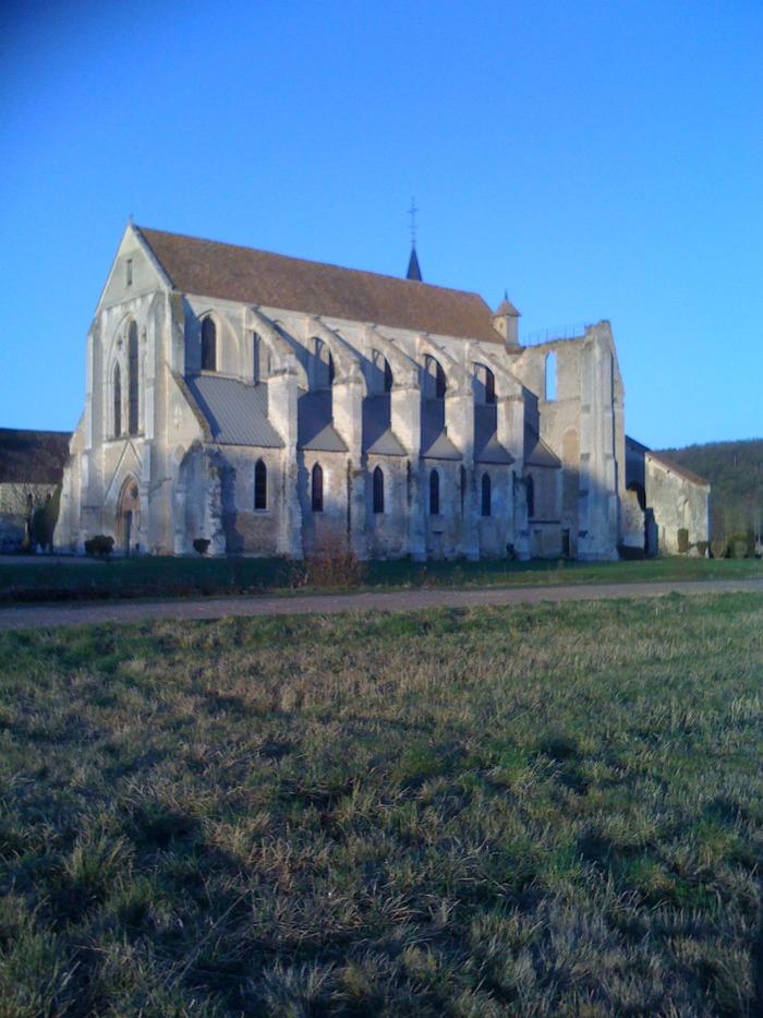 Journées du patrimoine 2018 - Visite guidée de l'abbaye Notre-Dame du Breuil-Benoit