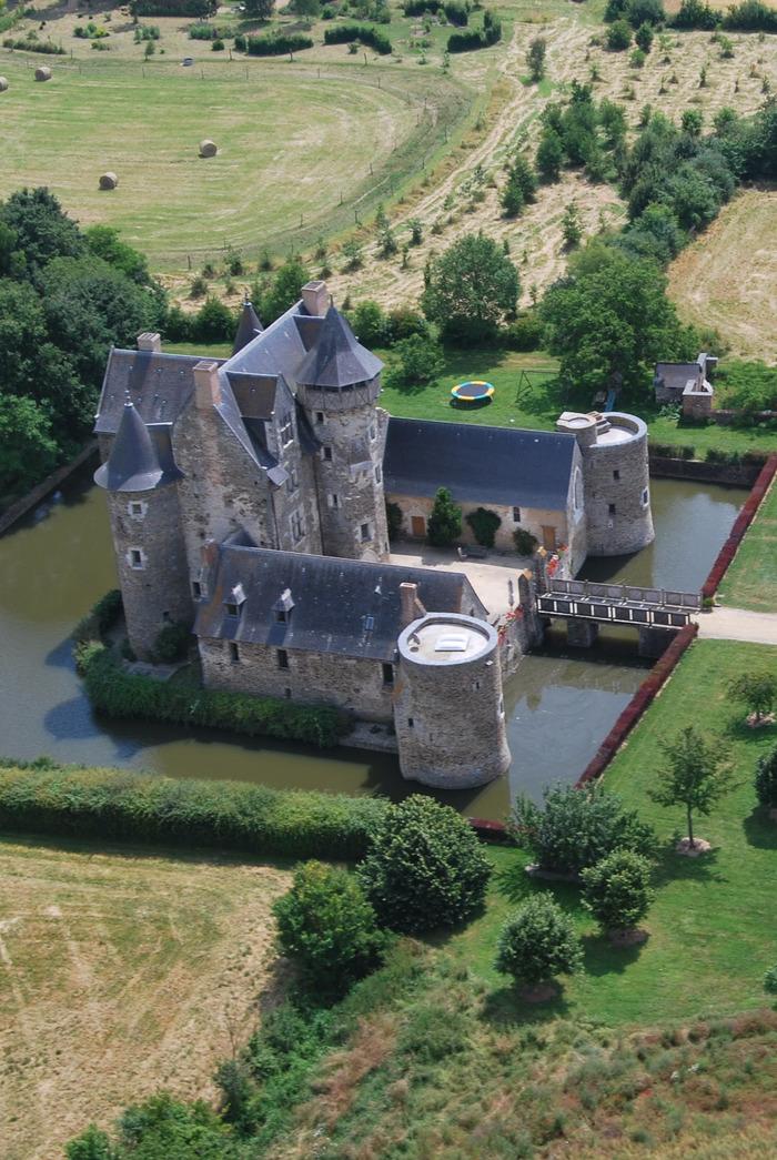 Journées du patrimoine 2018 - JEP - Découverte du château pré-Renaissance de Vaux