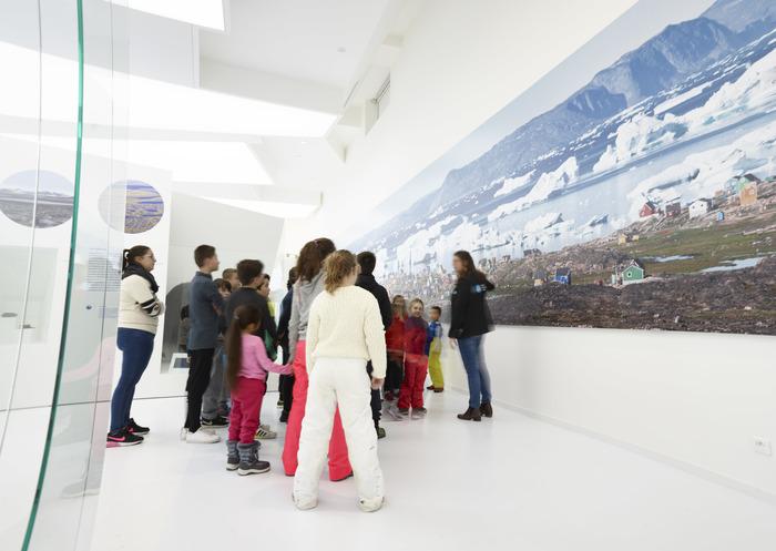 Journées du patrimoine 2018 - Jeu/animation pédagogique à l'Espace des Mondes Polaires