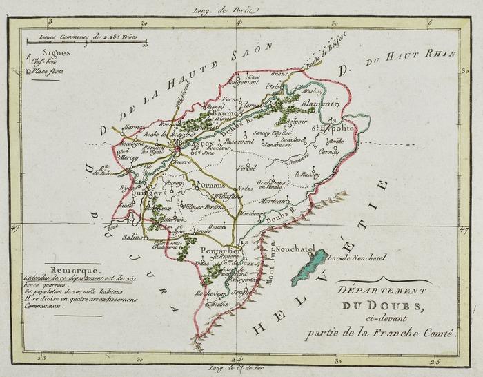 Journées du patrimoine 2018 - Jeu de cartes des Archives du Doubs